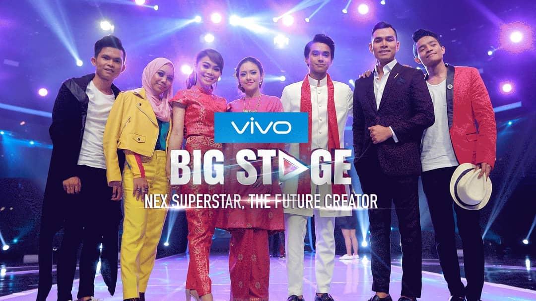 live streaming dan senarai lagu konsert big stage minggu kelima 1