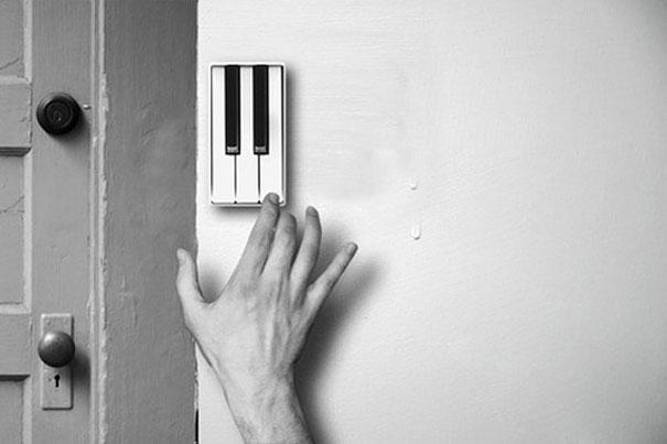 loceng pintu piano