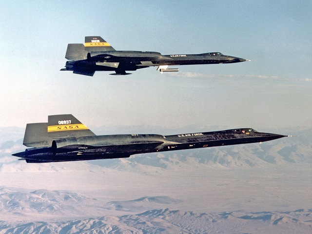 lockheed yf 12 5 pesawat paling laju di dunia 362