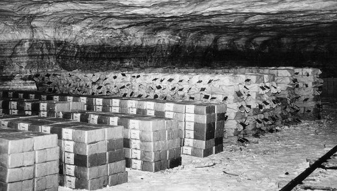 lombong merkers 8 penemuan barangan purba yang paling bernilai di dunia