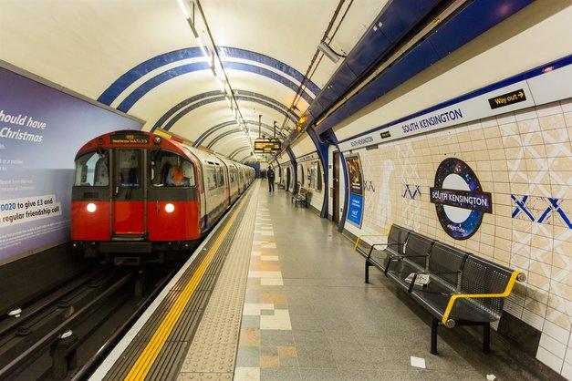 london overground ini cara bagaimana terowong dalam laut dibina