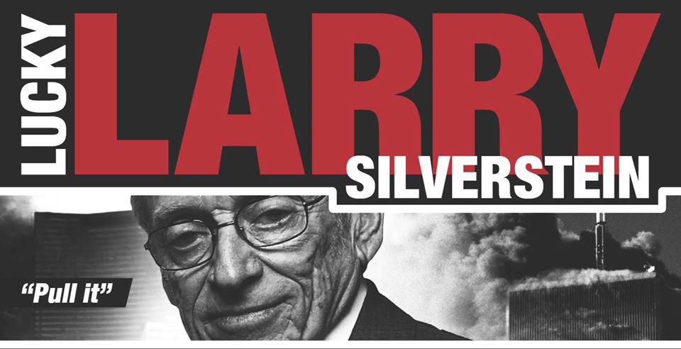 lucky larry silverstein teori konspirasi