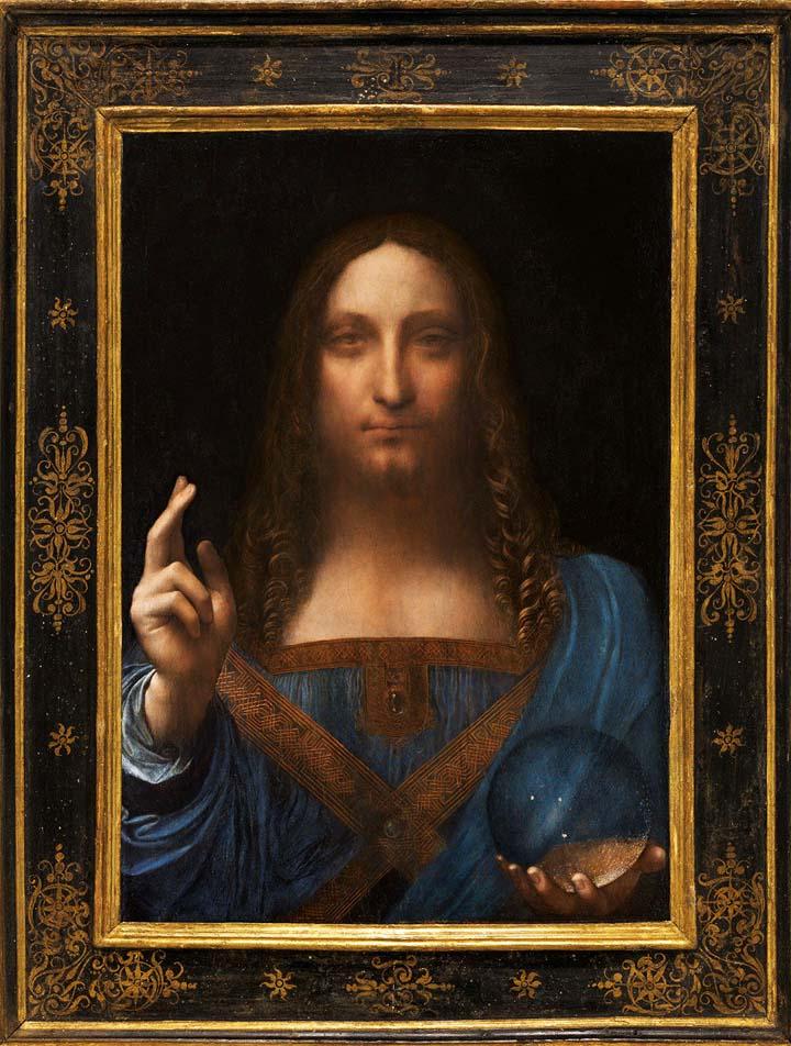 lukisan termahal di dunia salvator mundi 866