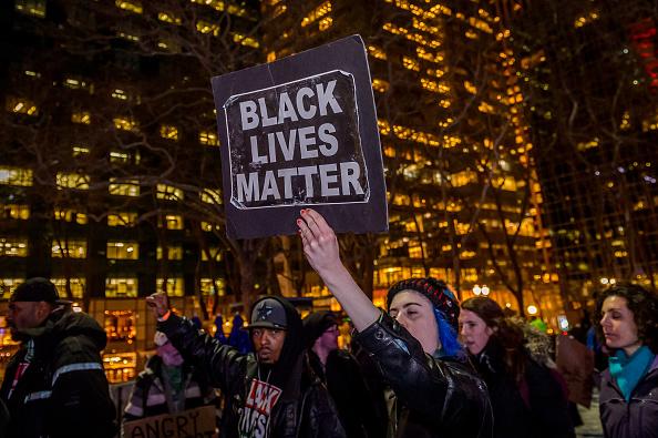 luna percaya orang kulit hitam penting