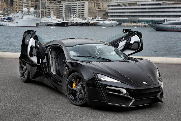 lykan hypersport 2