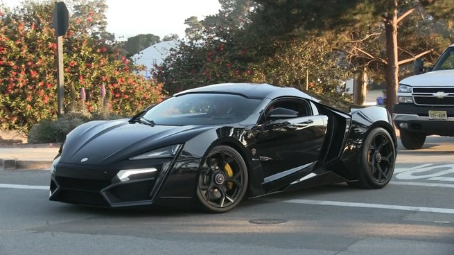 lykan hypersport 4