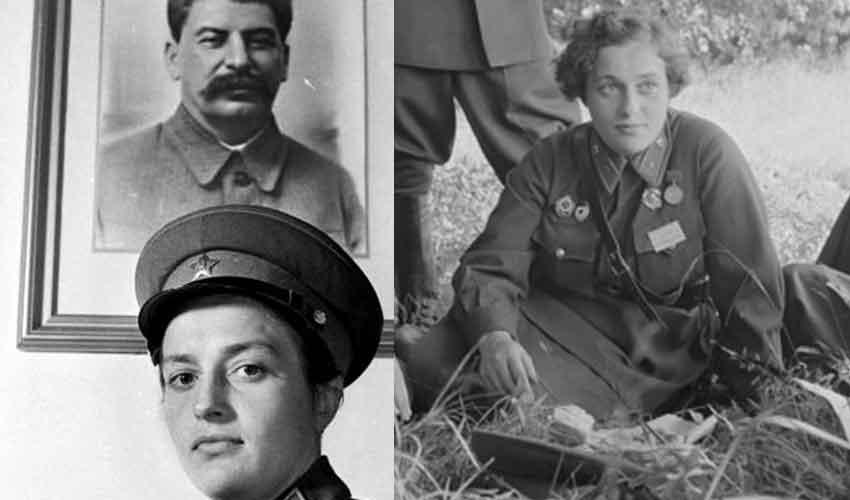 lyudmila pavlichenko penembak soviet