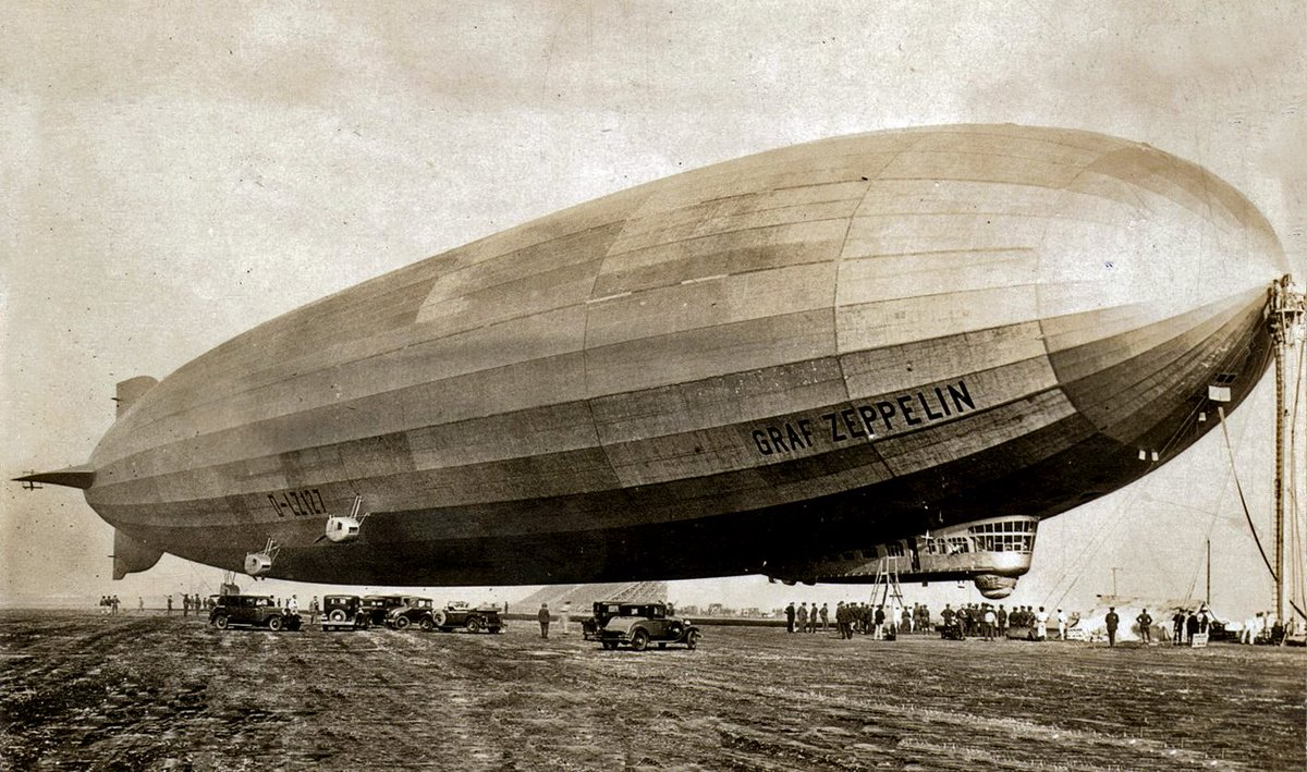 lz 127 zeppelin