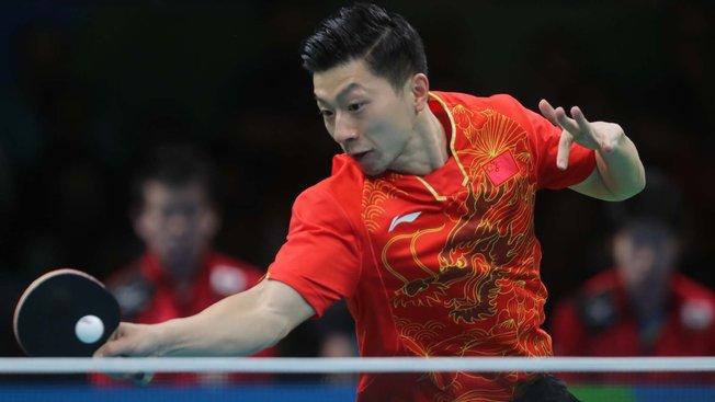 ma long pemain ping pong paling power di dunia