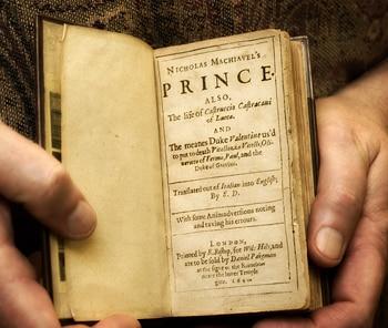 machiavelli the prince falsafah