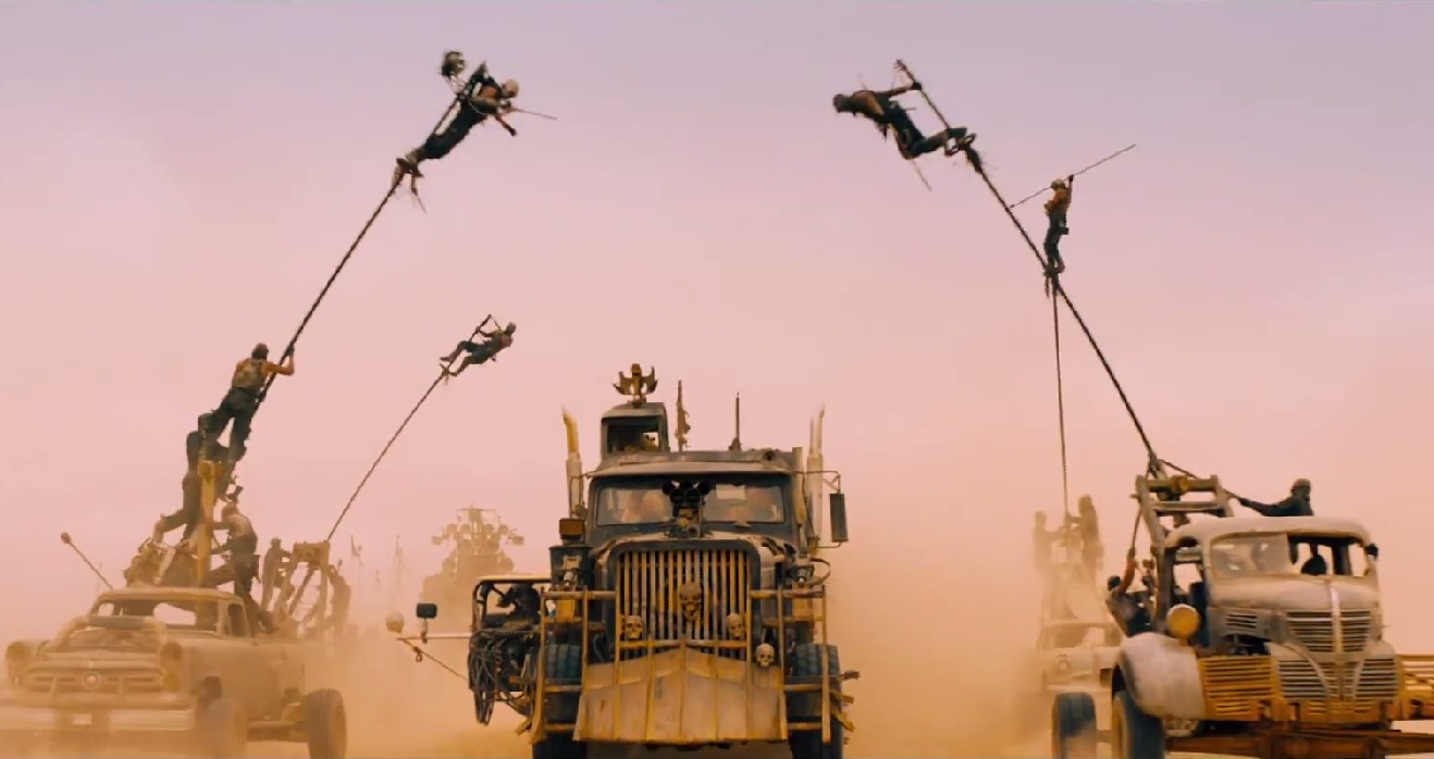 mad max fury road adegan aksi