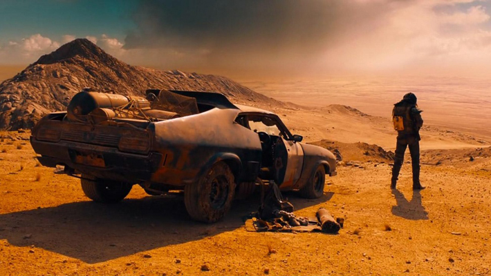 mad max fury road kereta mad interceptor