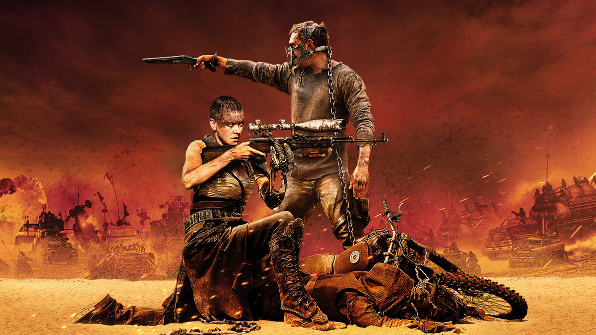 mad max fury road max dan furiosa
