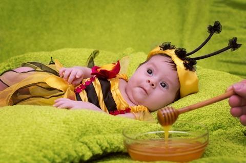 madu bahaya untuk bayi