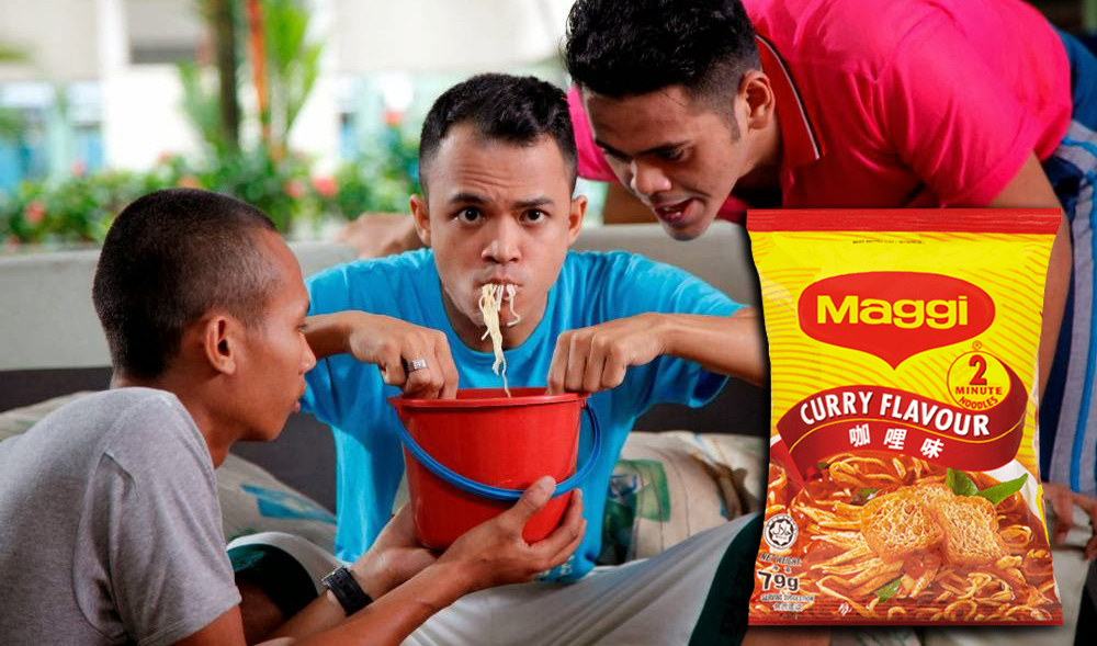 maggi mee malaysia mee segera