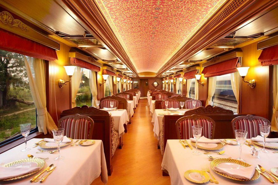 maharajas express luxury train 2