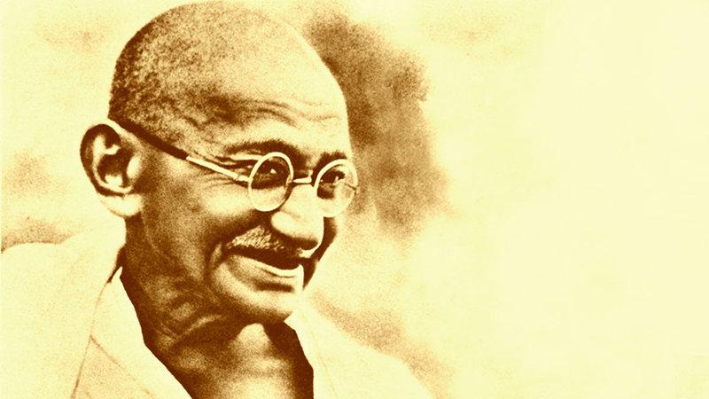 mahatma gandhi figura politik aktivis berpengaruh india