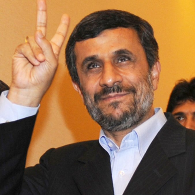 mahmoud ahmadinejad diktator asia