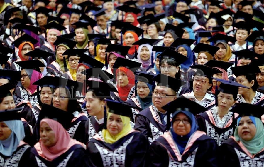 majlis konvokesyen graduan ijazah