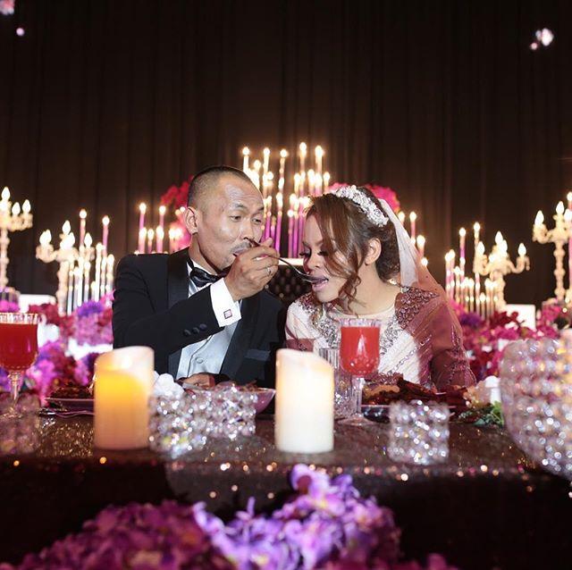 majlis perkahwinan shuib siti sarah