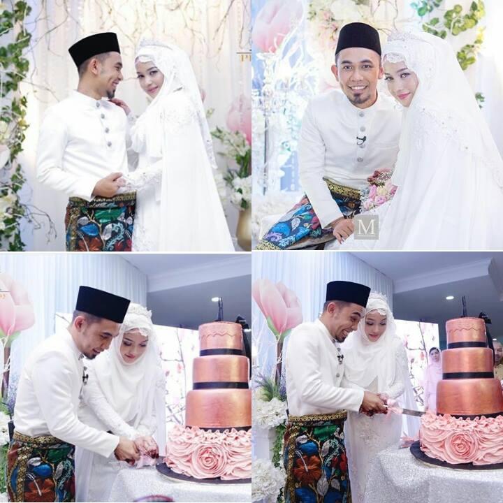 majlis pernikahan hafiz hamidun dan joy revfa 5