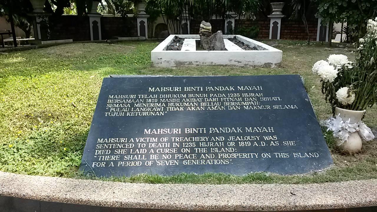 Legenda Sumpahan Mahsuri Kisah Yang Memasyhurkan Pulau Langkawi Iluminasi
