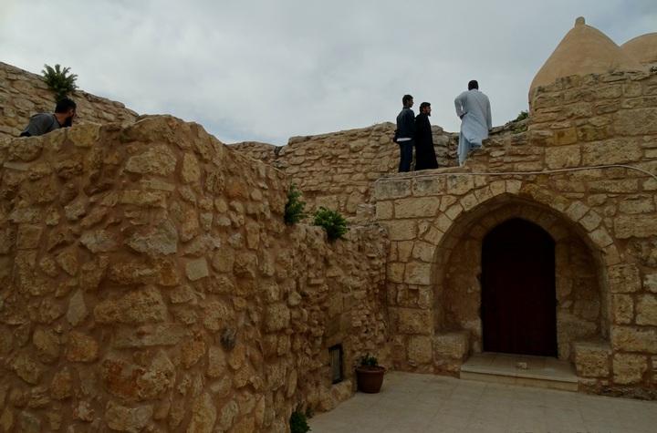 makam nabi yusya 3