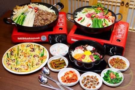 makanan halal korea gangnam station