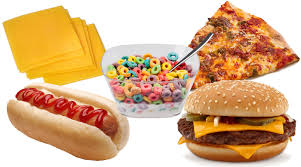 makanan segera makanan yang telah diprosed