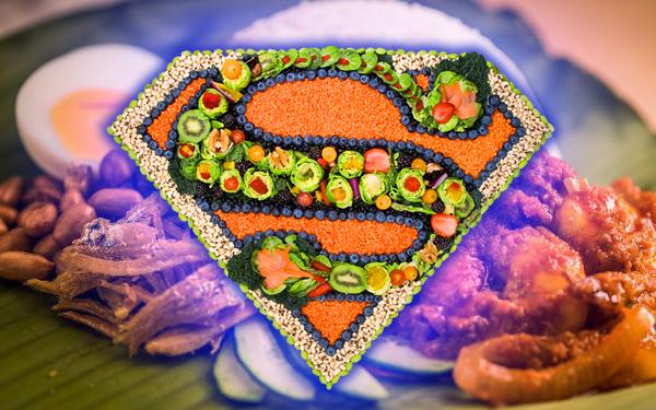makanan super foods