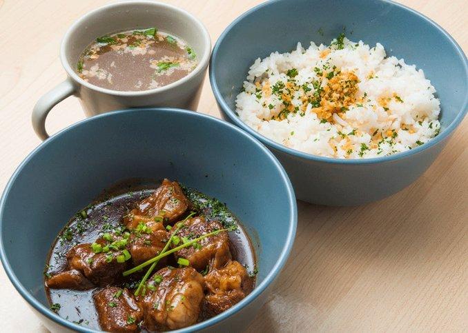 makanan tempatan filipina