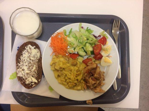 makanan waktu rehat pelajar sekolah di seluruh dunia finland