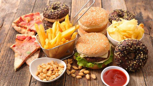 makanan yang diproses tidak baik untuk kesihatan otak
