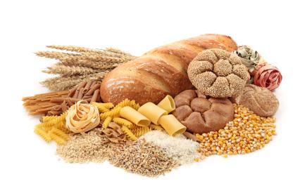 makanan yang mengandungi karbohidrat yang tinggi