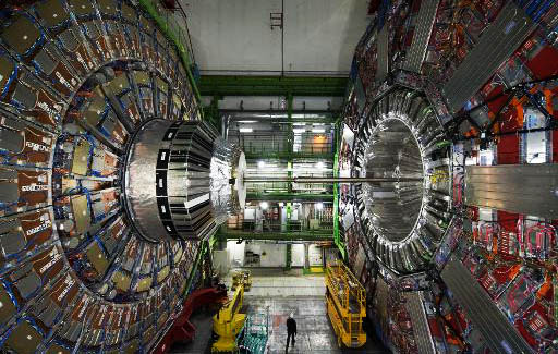 makmal cern di switzerland