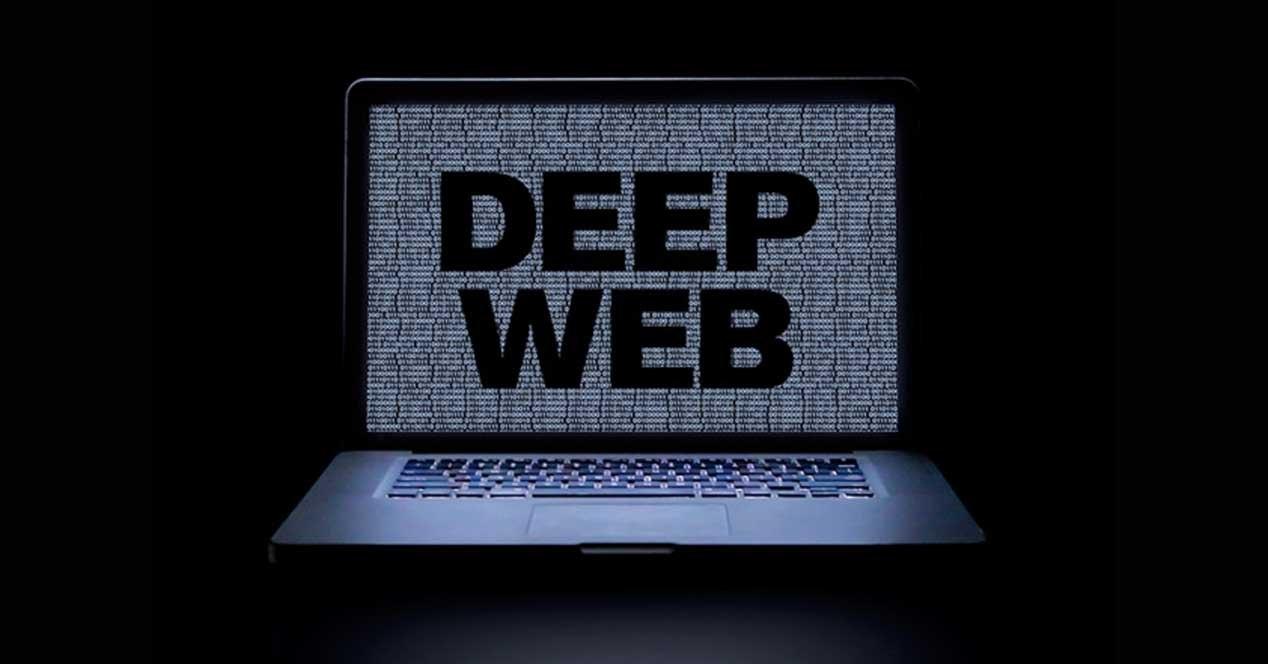 makna deep web