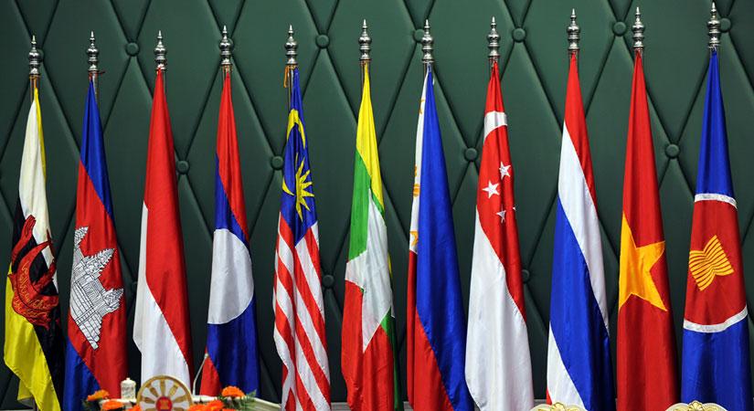 makna tersirat di sebalik bendera negara di asia tenggara