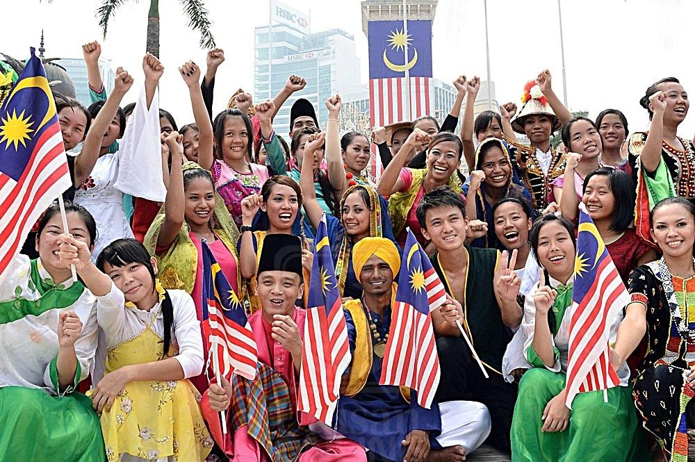 malaysia berbilang kaum
