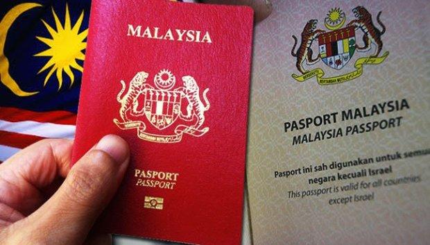 malaysia boleh masuk amerika menggunakan visa yang sah donald trump