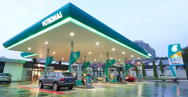 malaysia petronas negara pengeluar minyak