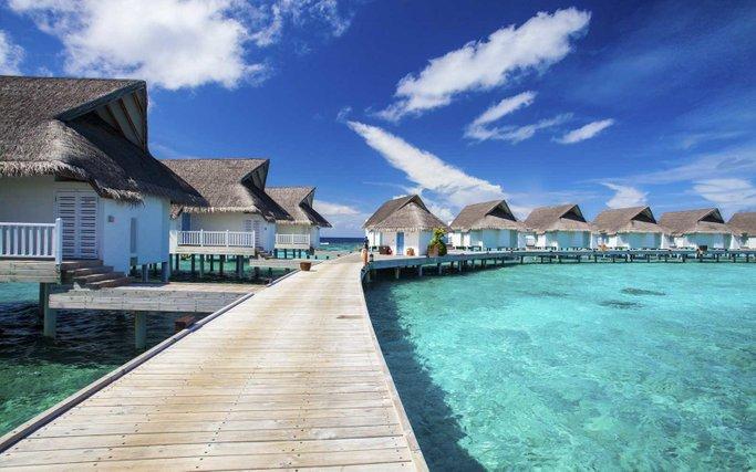 maldives pulau keindahan