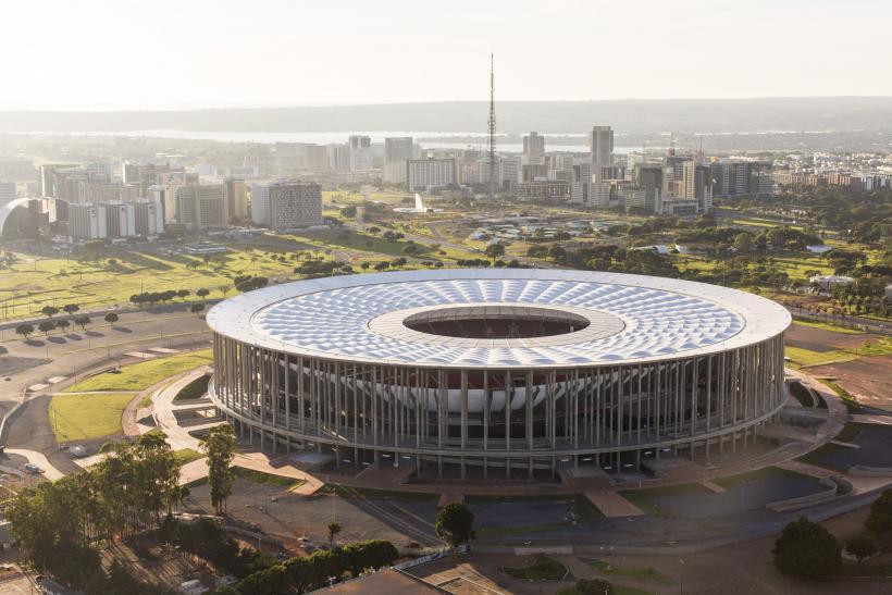 mane garrincha stadium brazil