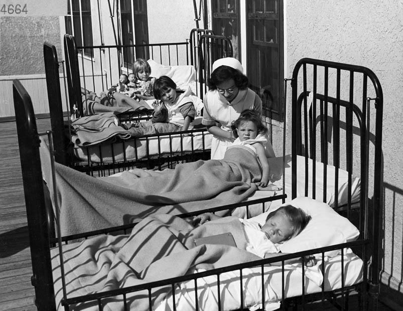 mangsa polio kanada