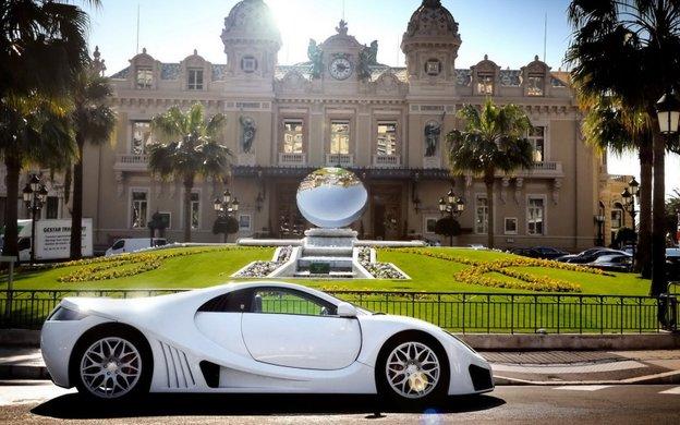 mansion dan kereta mewah