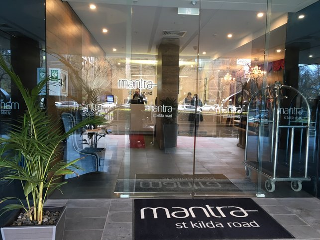 mantra apartment itinerary melbourne 1