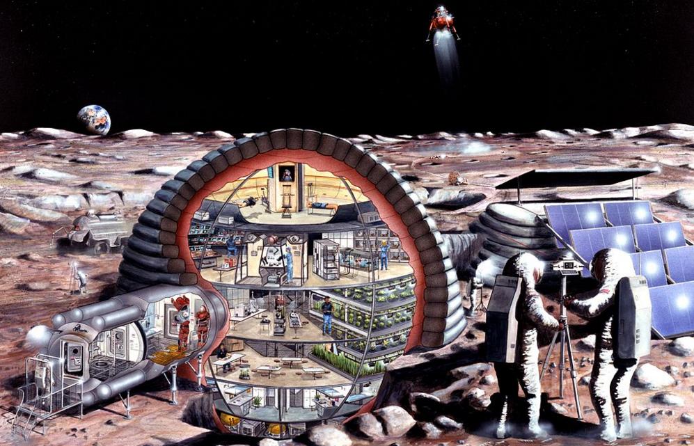 manusia boleh berhijrah tinggal di bulan 2