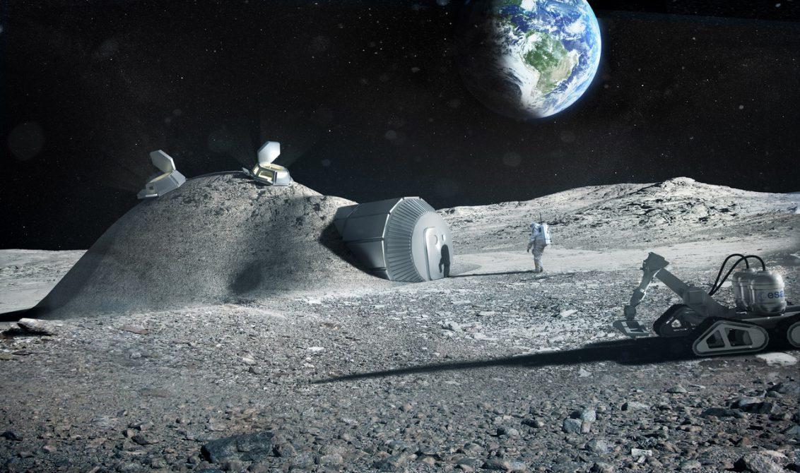 manusia terkaya di dunia jeff bezos mahu pindahkan industri berat dan tinggal di bulan 8