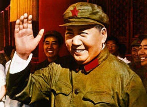 mao zedong komunis china negara diktator