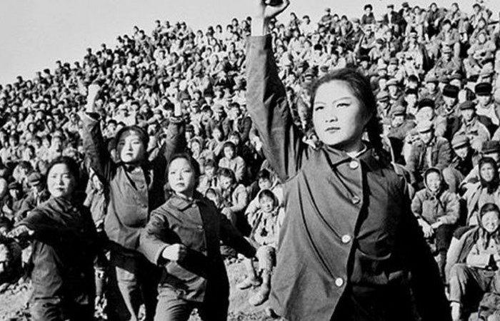 mao zedong tawarkan 10 juta orang wanita china kepada amerika syarikat