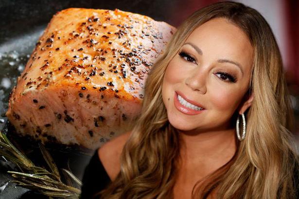mariah carey 8 selebriti terkenal yang boros berbelanja besar untuk makanan 158